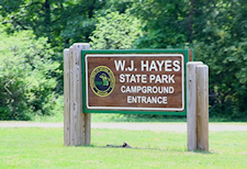 Walter J. Hayes State Park